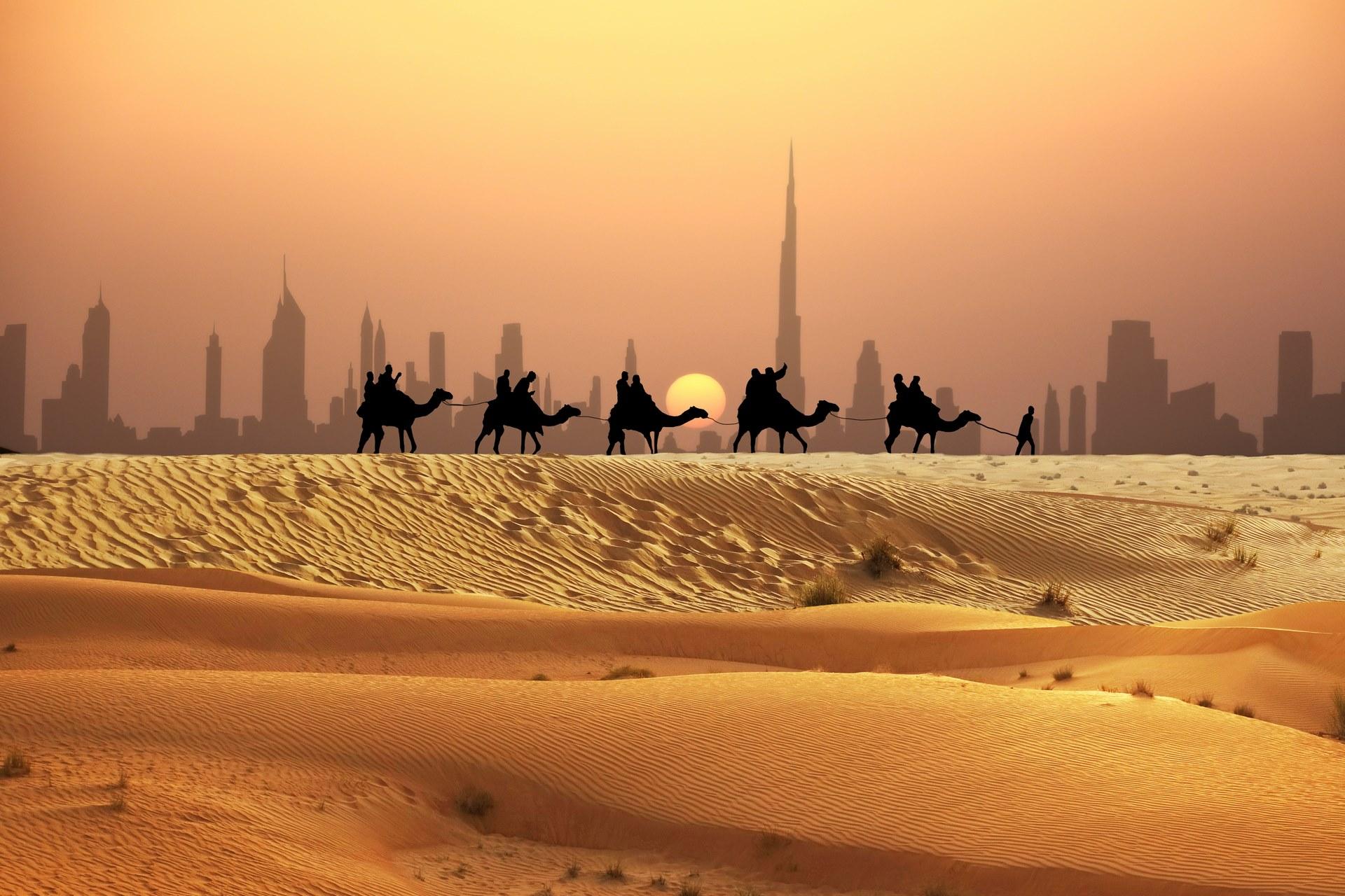 Séjour de Dubaï à Abu Dhabi 4* - 1