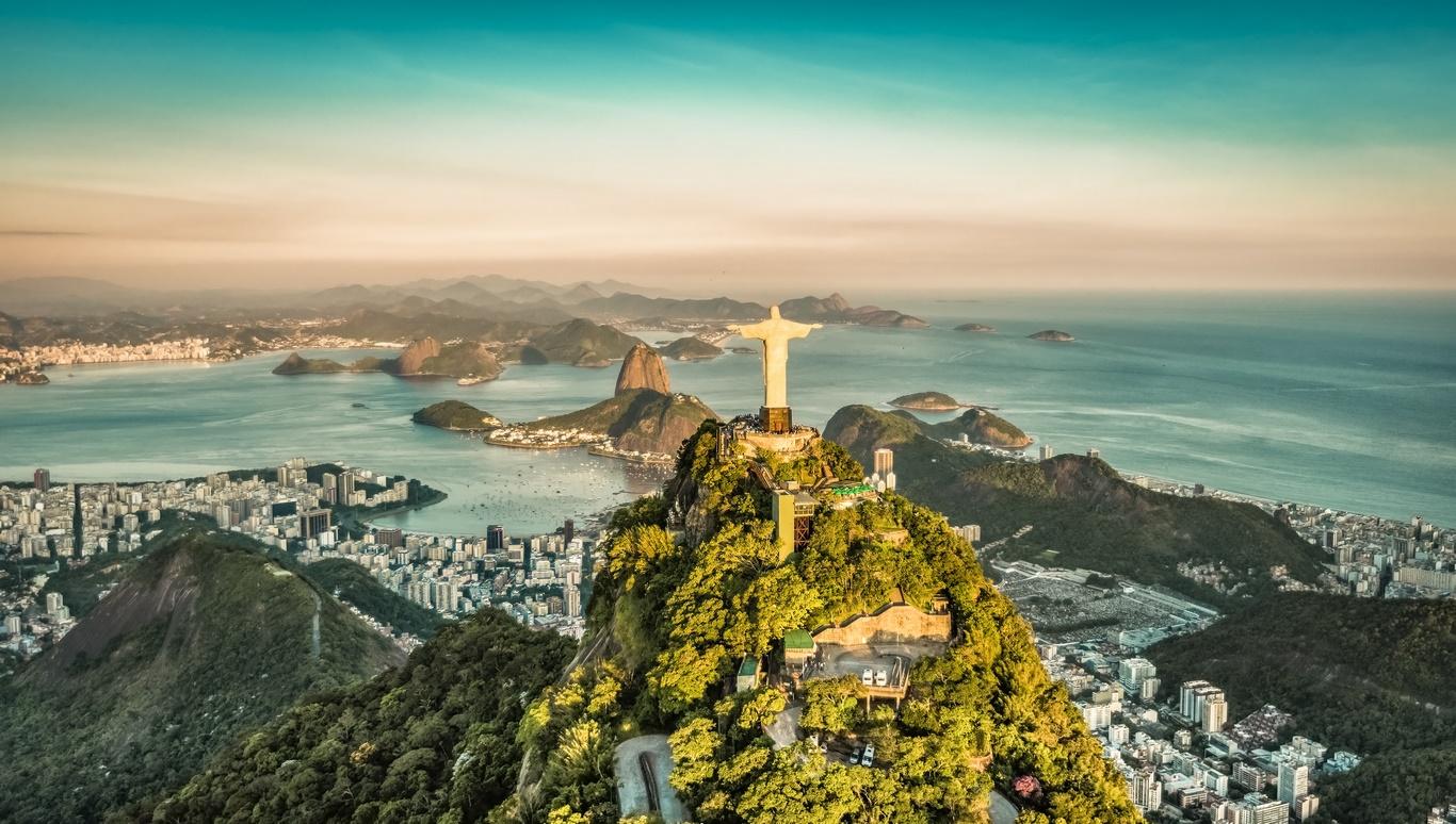 Brésil - Rio de Janeiro - Circuit Couleurs du Brésil