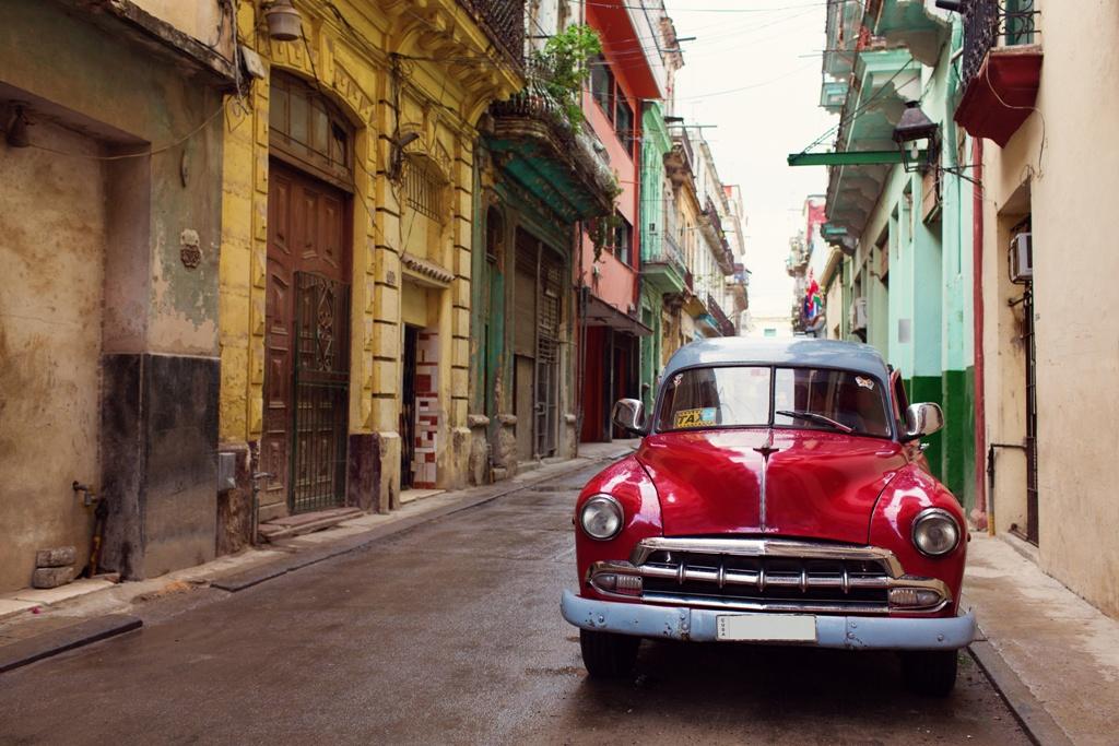 DECOUVERTE DE CUBA 10J/8N - Limité à 35 pers. - 2019