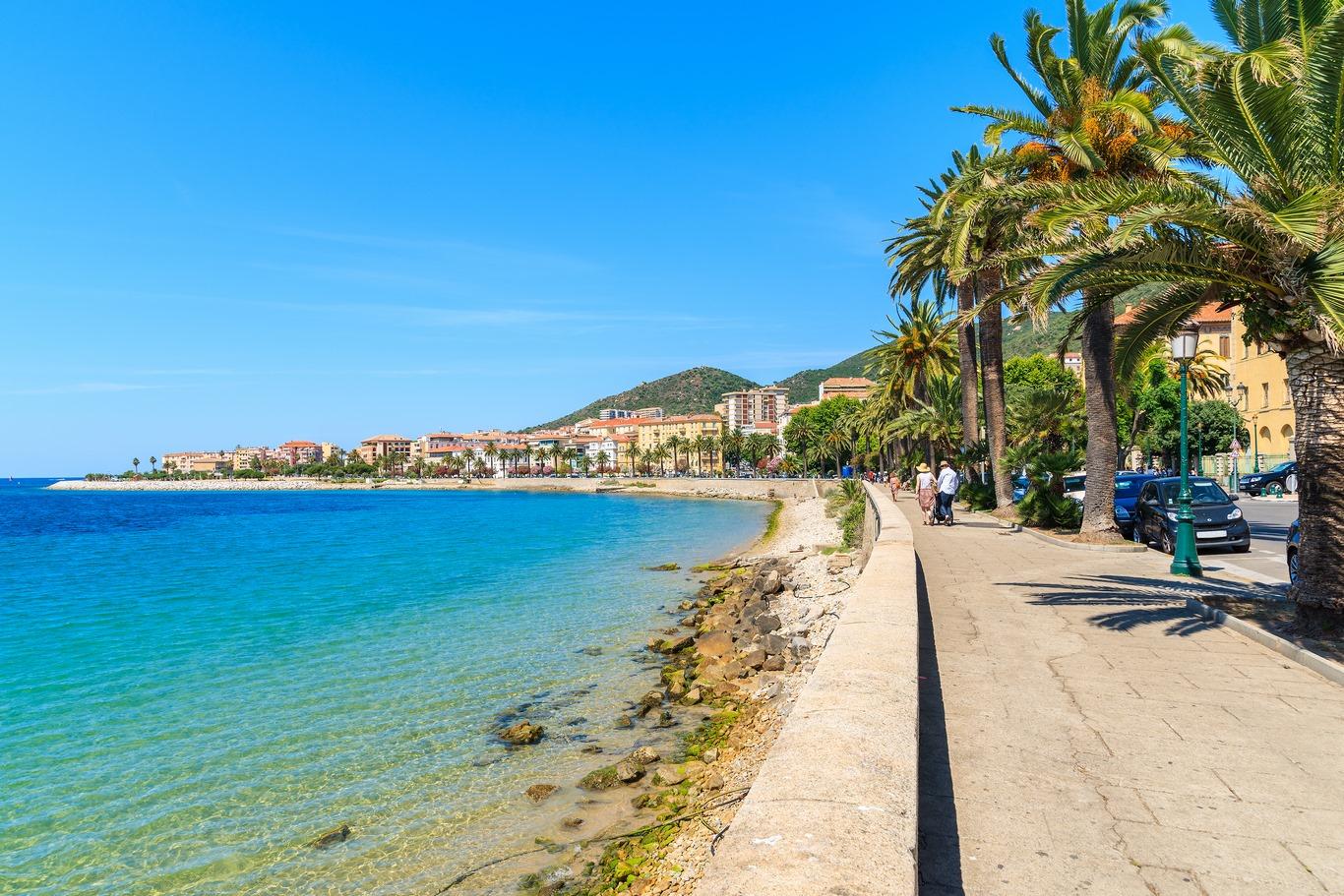 SUR LA ROUTE : CORSE - 8J/7N, Bastia