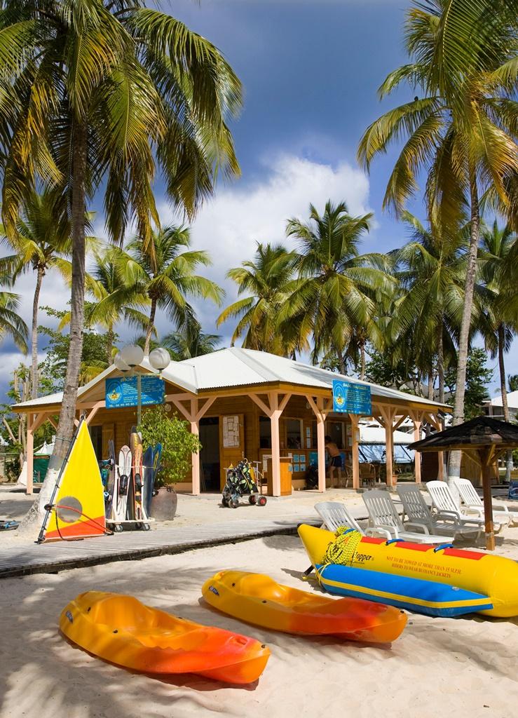 Hotel Fleur D Epee 3 Guadeloupe Avec Voyages Leclerc Voyamar Ref