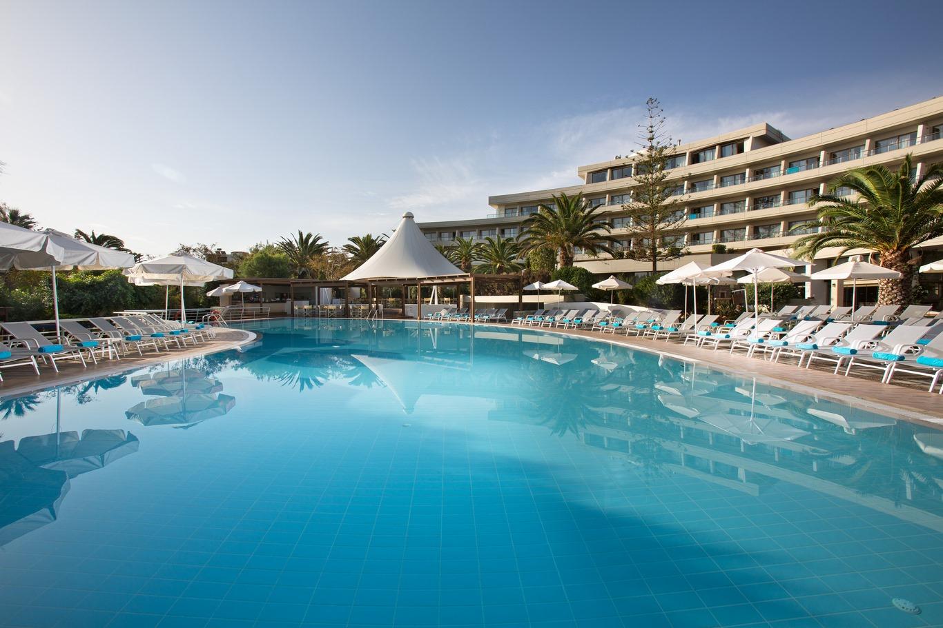 HOTEL AGAPI BEACH 4*(NL) - voyage  - sejour