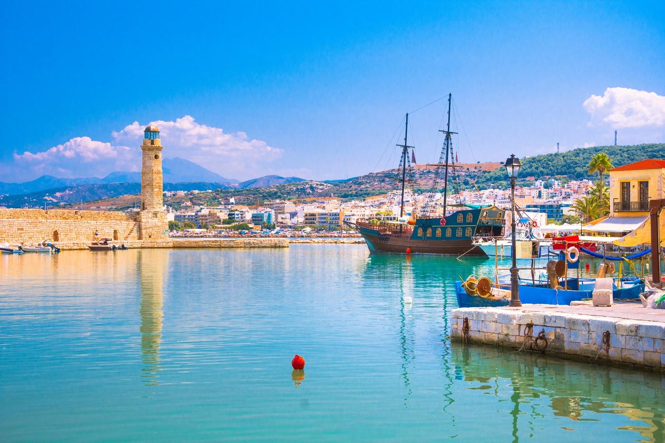 Séjour Grèce - COMBINE D'EST EN OUEST 8J/7N - Limité à 20 pers.