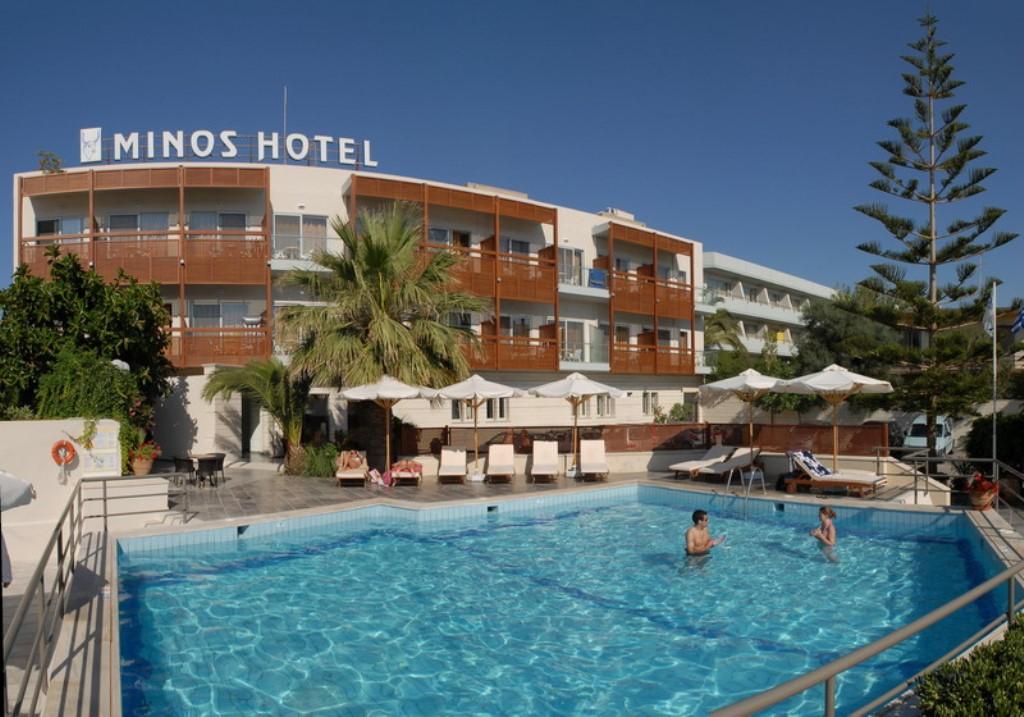 MINOS HOTEL 4*(NL)