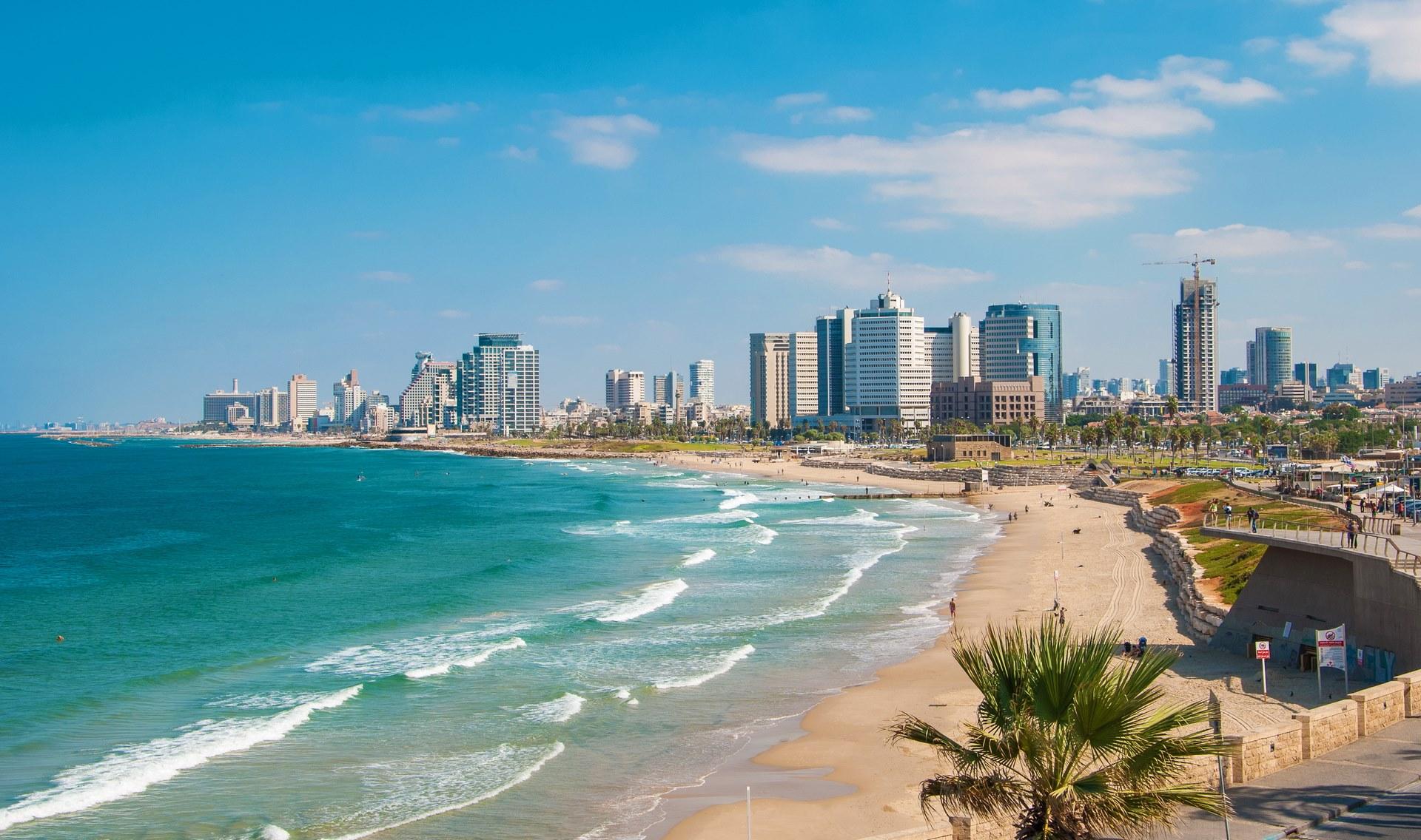 ENTRE MODERNITE & TRADITION - COMBINE TEL AVIV / JERUSALEM 2022 - 8J/7N
