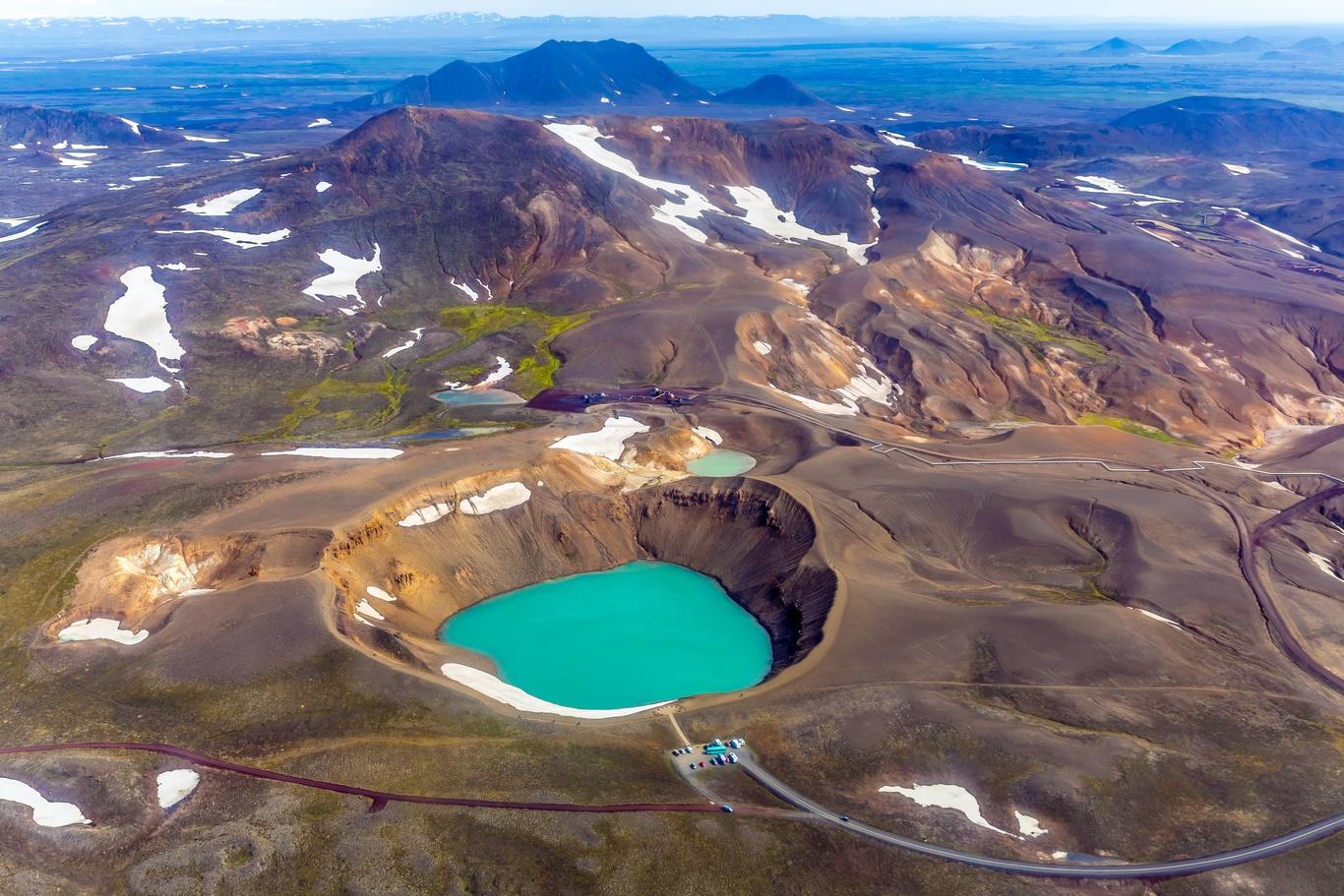 Circuit Magie de l'Islande - 1