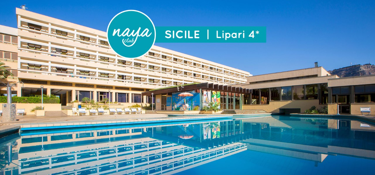 NAYA CLUB SICILE - LIPARI 4*(NL) + PACK LIBERTE