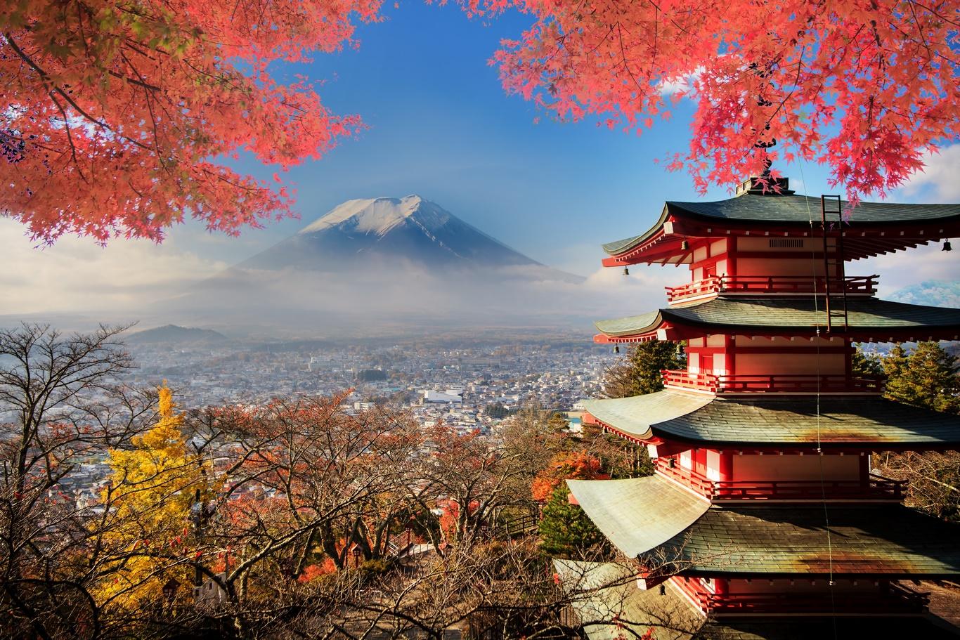 Circuit Regard sur le Japon et Extension Alpes Japonaises