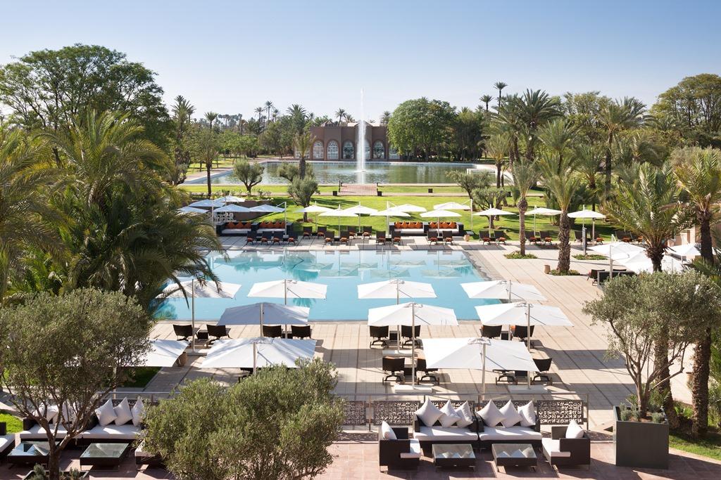 HOTEL PULLMAN RESORT & SPA 5* (nl), Marrakech