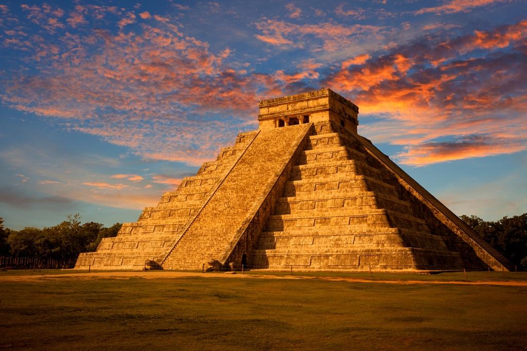 Découverte du Monde Maya avec extension Riviera Maya Limité à 24 pers  - voyage  - sejour