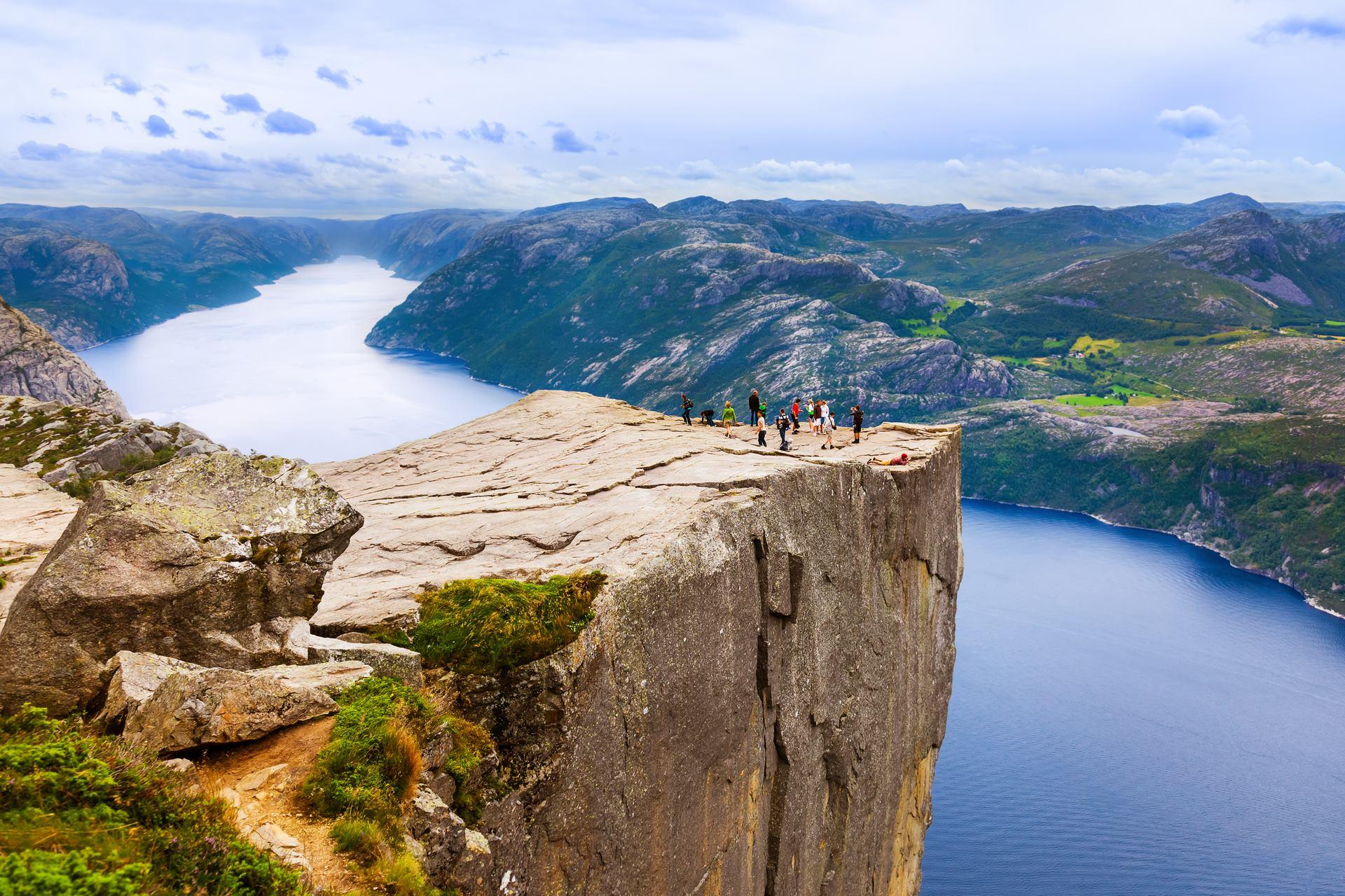Circuit Cap sur les Fjords - 1