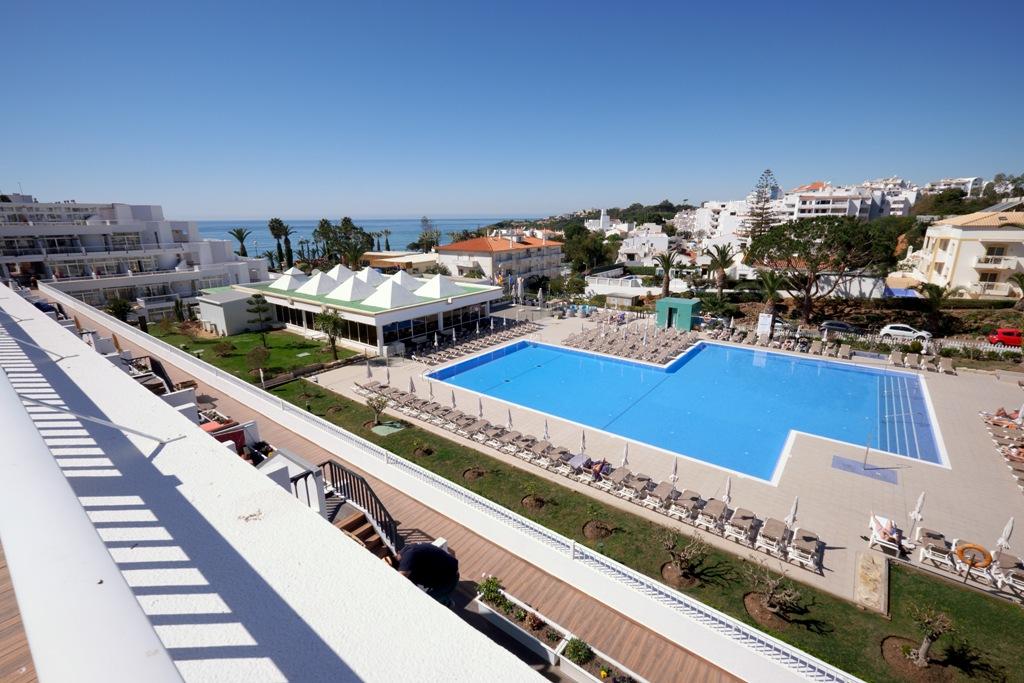 hotel clube praia da oura 3 algarve portugal avec voyages leclerc voyamar ref 368316. Black Bedroom Furniture Sets. Home Design Ideas
