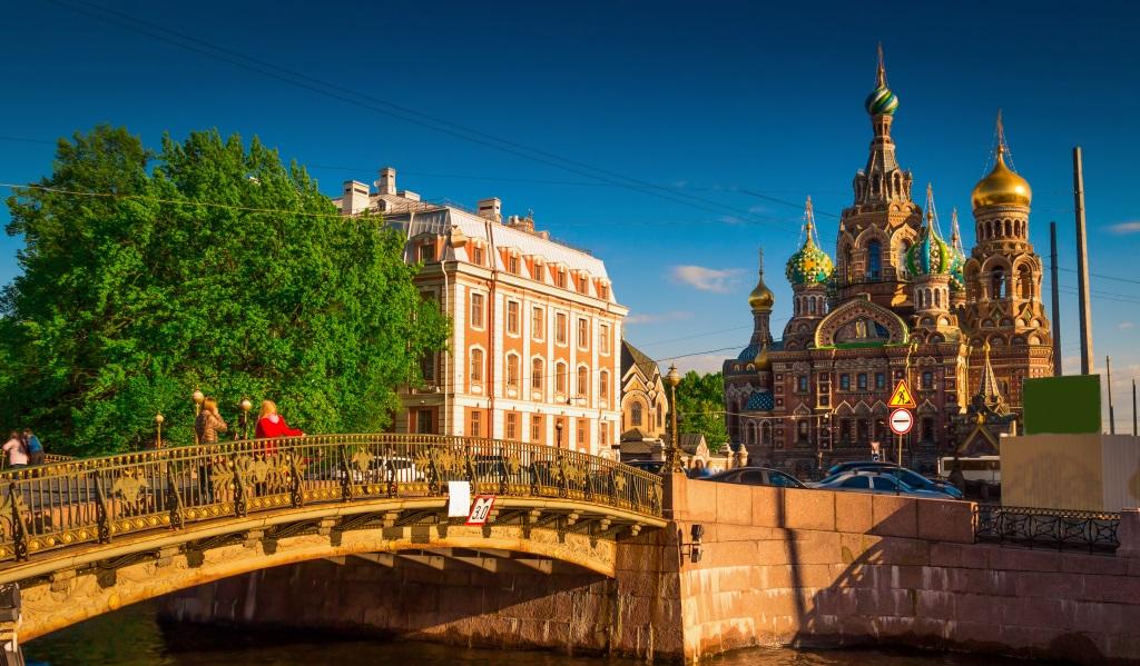 CAP SUR MOSCOU ET SAINT PETERSBOURG - 8J/7N - 2022 - Limité à 30 participants