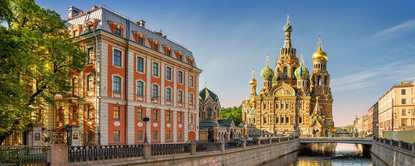 Russie - Saint Petersbourg - Circuit Saint Pétersbourg en Privatif