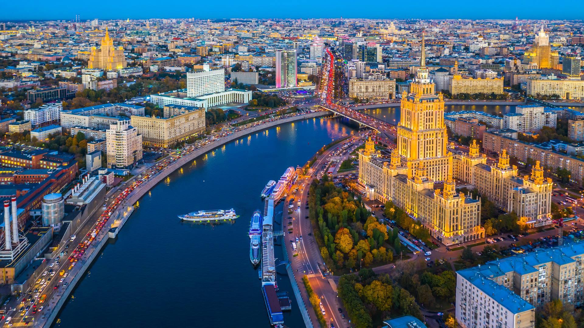 Circuit Merveilles de la Russie - De Saint Petersbourg à Moscou - 1