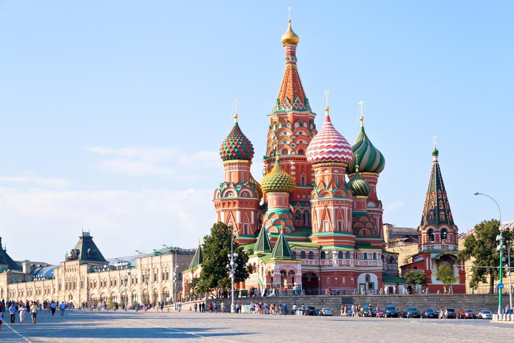 CAP SUR LA RUSSIE EN HIVER - 8J/7N