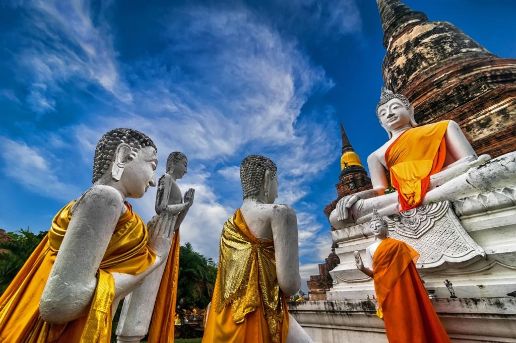 Circuit Magie de la Thaïlande et du Cambodge - 1