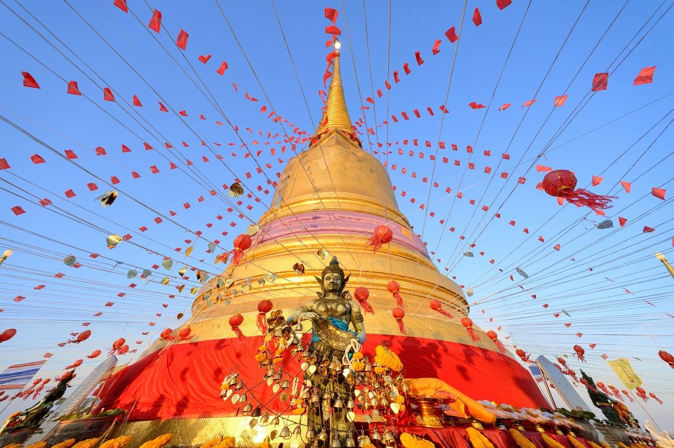 LA THAILANDE EN CINERAMA - 11J/8N - Limité à 18 pers. 2021