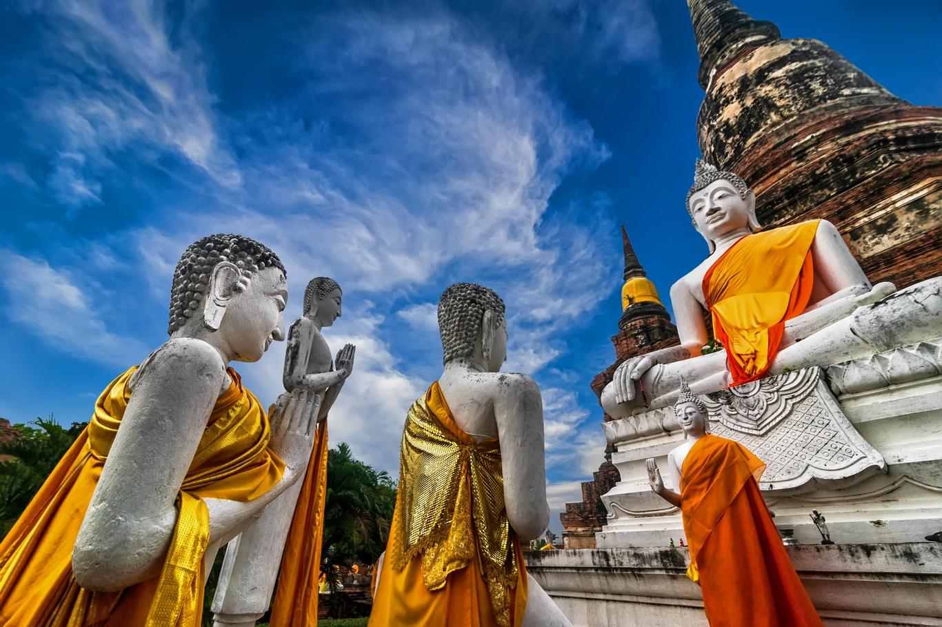 GRAND TOUR DE LA THAILANDE 16 J/ 14 N - Limité à 28 pers.