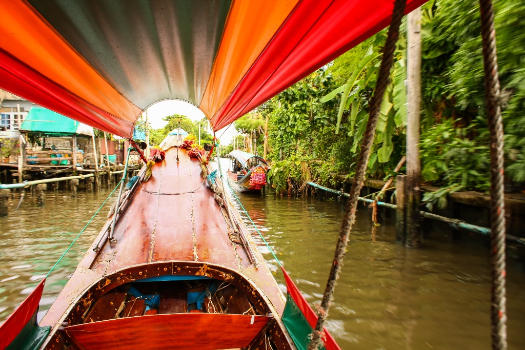 SOURIRE DE THAILANDE - 10J/7N - Limité à 32 pers 2021 - 1