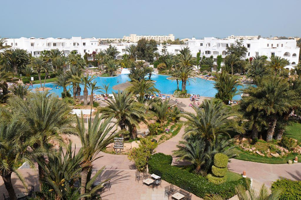 VINCCI DJERBA RESORT ET SPA 4*