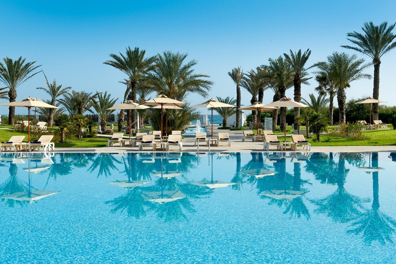 Photo n° 1 IBEROSTAR ROYAL MANSOUR 5* - Demi Pension 2014