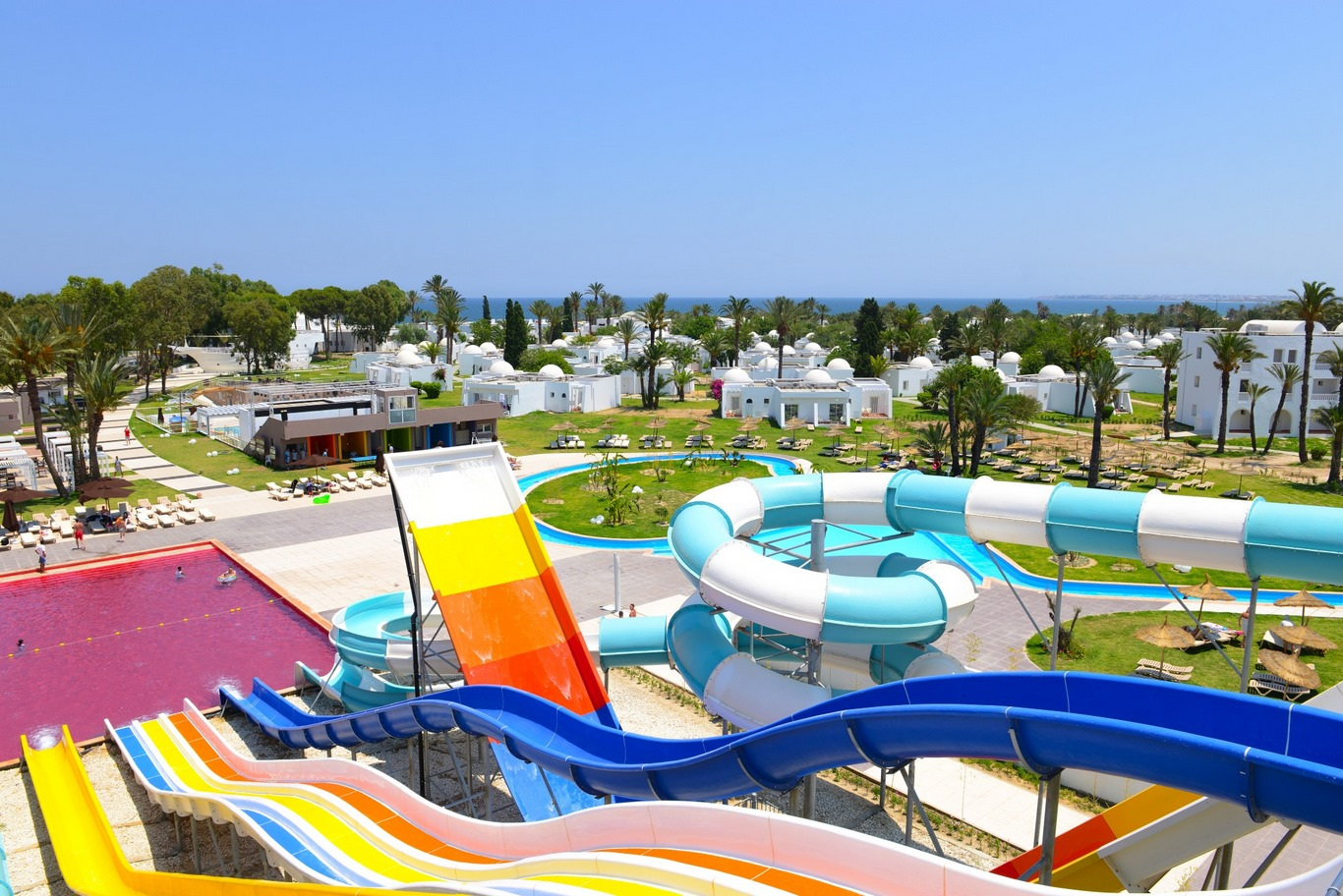 One Resort Aquapark Et Spa Monastir