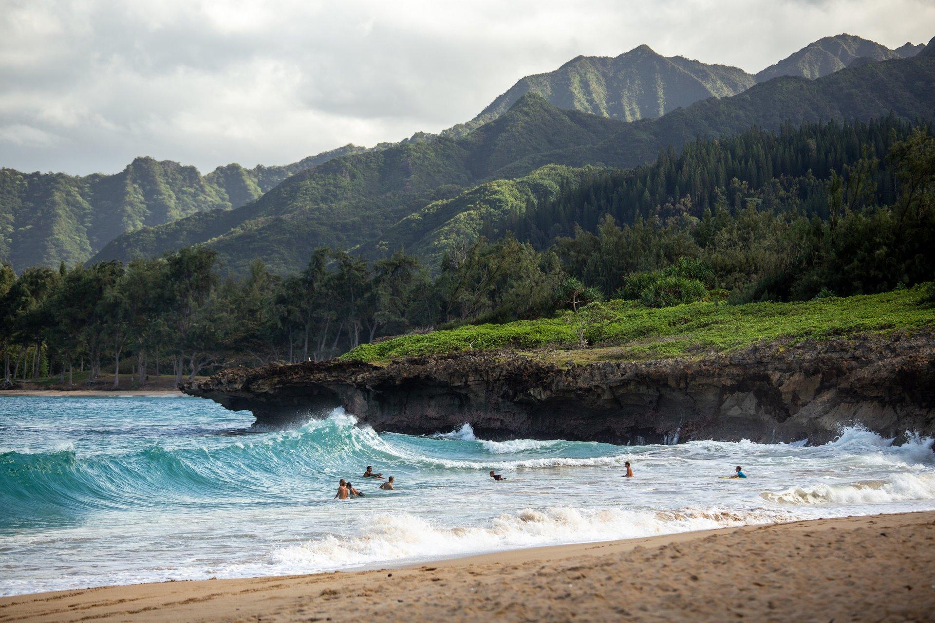 Circuit Ouest et Hawai