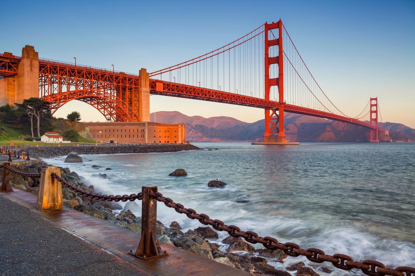 EXCLUSIF OUEST EXT. SAN FRANCISCO - 17J/15N - 1