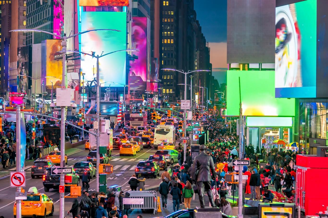 Séjour Est américain - I LOVE NEW YORK - 6J/4N