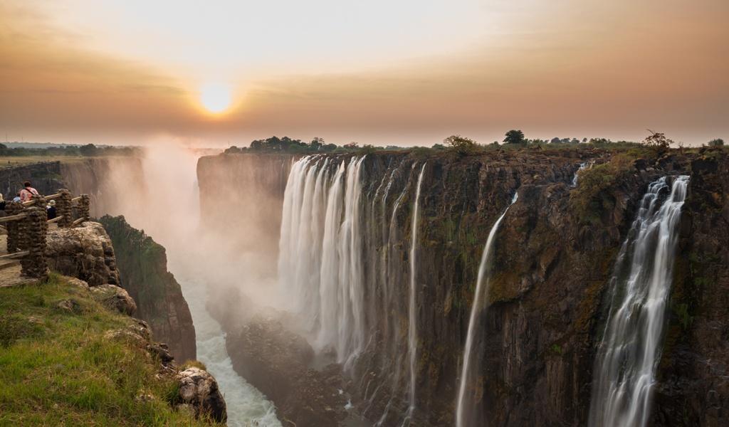 I LOVE AFRIQUE DU SUD & CHUTES VICTORIA -15J/13N